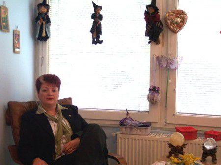 Cristina Pinciu - Consultanta in Tarot, astrologie si Feng Shui